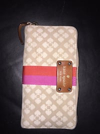 gray and brown Kate Spade long wallet Windsor, N8S 1E7
