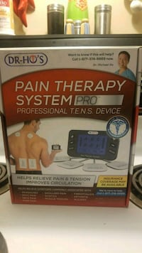 Dr ho's Pain Therapy System Pro Surrey, V3S 3E2