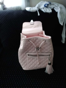 Candies Pastel Pink Bag