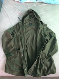 American Eagle Women's Olive Green Jacket  Silver Spring, 20901