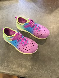 Kids size 12. All purpose water proof
