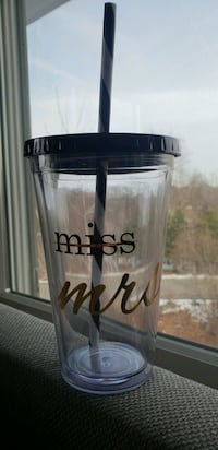 Bridal: Miss to Mrs tumbler cup