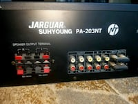 JARGUAR SUHYOUNG PA-203NT-Digital Power Amplifier Fairfax, 22032