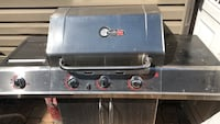 stainless steel Char-Broil gas grill Taneytown, 21787