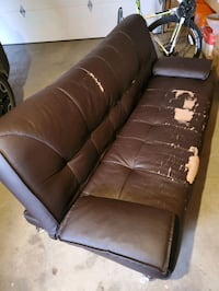 FREE - Reclining Futon Couch