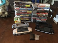 2 PSP, Games, Movies, Covers Douglasville