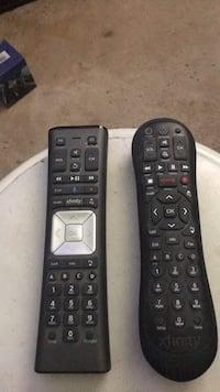 1 have a two tv remote xfinity that are listed for sale in it's is and great condition  Upper Marlboro, 20774