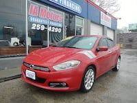 2013 Dodge Dart *FROM $499 DOWN! Limited! SPORTY! Des Moines