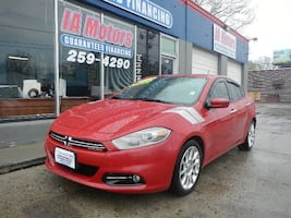 2013 Dodge Dart *FROM $499 DOWN! Limited! SPORTY!