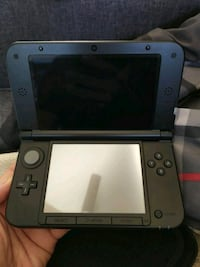 Nintendo 3ds xl special edition blue