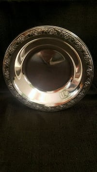 Vintage reed & barton silver plated bowl. Henderson, 89014