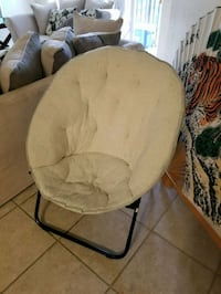 Plush Circle Chair Fort Myers, 33907