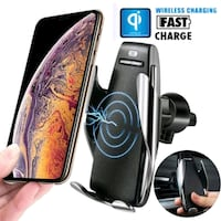 Smart phone wireless charger and car holder Kitchener, N2C 2S1