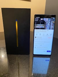 Samsung galaxy note 9 128 gb great condition included box and charger  Mississauga, L4X 2P1