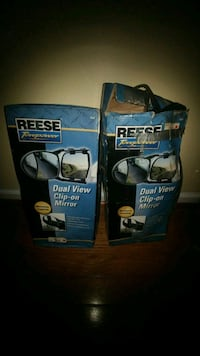 Reese Dual View clip on mirror