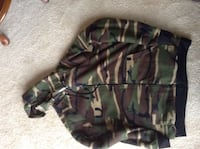 Cammo fleece Fairfax, 22033