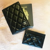 Chanel passport cover holder Toronto, M9A 0B2
