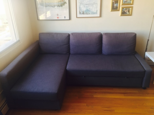 Super Used Ikea Sofa Sleeper Sectional 3 Seat W Storage For Sale In Unemploymentrelief Wooden Chair Designs For Living Room Unemploymentrelieforg