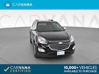 2016 Chevrolet Equinox LTZ Sport Utility 4D Fort Pierce