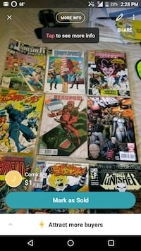 Have these comic  Riverside, 92504