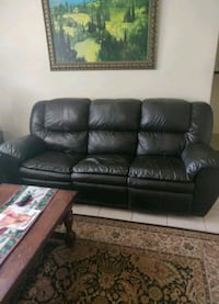 Used Left Facing Chaise Sectional With Ottoman Bonus