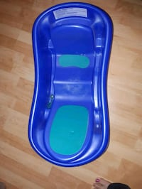 baby's blue plastic bather Guelph, N1E 7C3