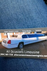 Party bus rental Petersburg