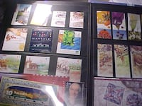 ISRAEL 2001 YEAR TAB COLLECTION MINT NEVER HINGED AS ISSUED