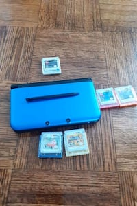 Nintindo 3ds xl good condition only the wifi is not working the games  Toronto, M3C 1C4