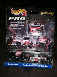 HOTWHEELS PIT CREW VINTAGE COLLECTABLE  Providence