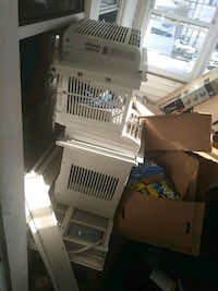 4 air conditioner all diff sizes