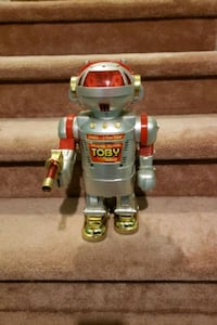 Toby the talking robot West Haven, 06516