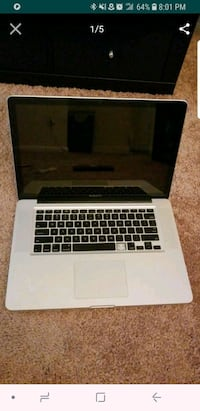 PARTS!! MacBook Pro A1286 Core i5 (PARTS ONLY)
