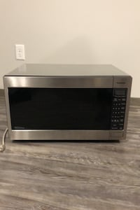 Panasonic 2.2 Cu. Ft. 1250 Wattage Stainless Steel Microwave Oven Ankeny, 50023