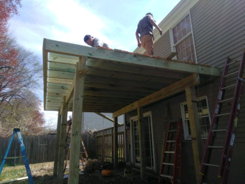 Decks & Porches Additions Roofing Siding Windows 1