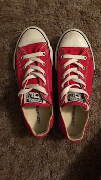 All Star Red Converse Fresno, 93726