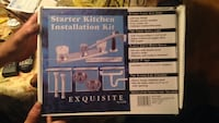 Complete kitchen installation kit Aroda, 22709