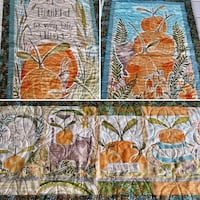 3 Autumn Table Placemats Los Angeles, 91364