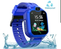 Kids Smart Watch, Waterproof, GPS/LBS, 2-way Call NEW ½ PRICE