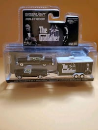 Greenlight 1/64 Scale - The Godfather - 3 Piece Hitch & Tow  Vaughan, L4L