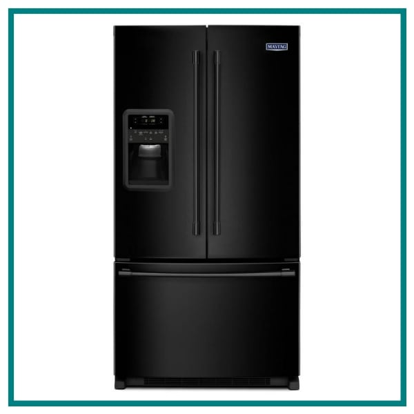 Scratch and Dent Maytag 22 cu. ft. French Door Refrigerator MFI2269FRB