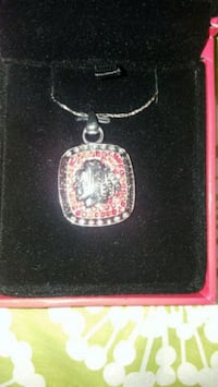 Chicago Blackhawks Necklace Bolingbrook, 60490