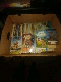 Louis lamour 69 books in all