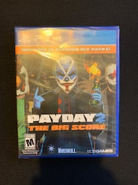 PlayStation 4 Payday 2 Milpitas, 95035