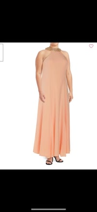 Marina Plus Size Long Dress Silver Spring, 20902