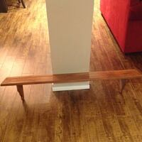 Wooden shelf 46 inches long 7 inches wide Oshawa, L1K 0J2
