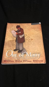 Out Of Many A History Of The American People book Atlanta, 30340