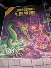 D&D Original, everything is included Tracy, 95304
