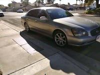 Q45 Infiniti California title tags runs great  Henderson