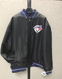 Toronto Blue jays reversible jacket Sale or trade contact for options Toronto, M1B 3G7